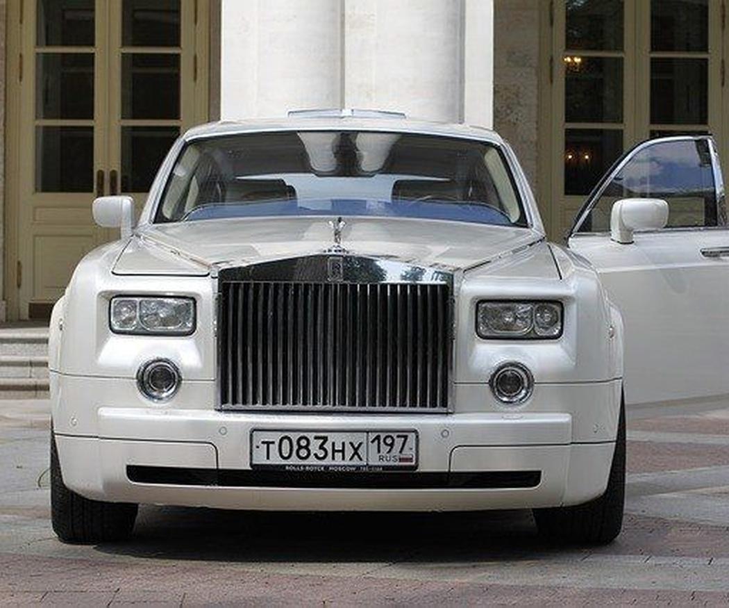 La limusina, un automóvil lleno de glamour