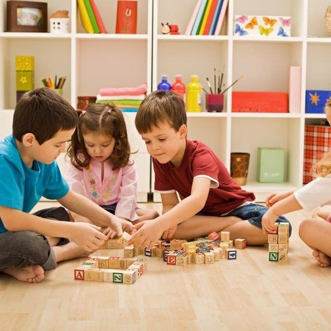 La importancia de aprender jugando
