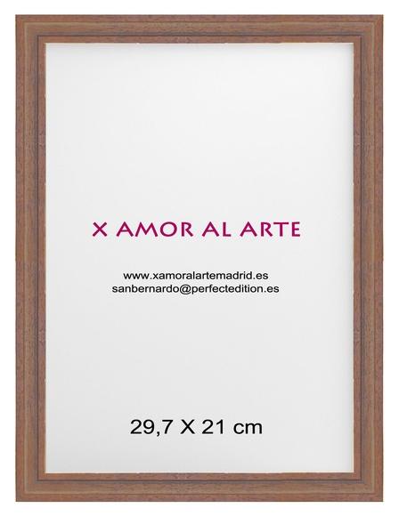 MARCO ESTANDAR 29,7 x 21: Catálogo de X Amor Al Arte