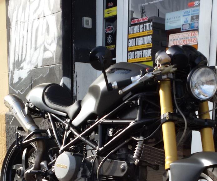 personalizacion de motos, caferacer,venta de motos, customizacion de motos, caferacer