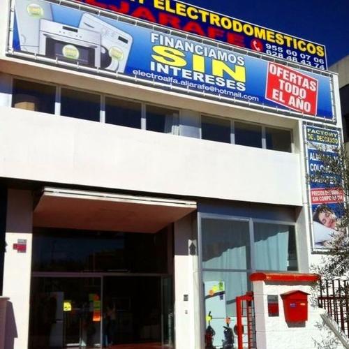 FACTORY ELECTRODOMÉSTICOS ALJARAFE, POLIGONO PISA