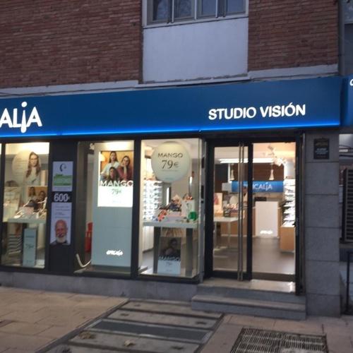 Gafas de marca al mejor precio en Studio Visión.