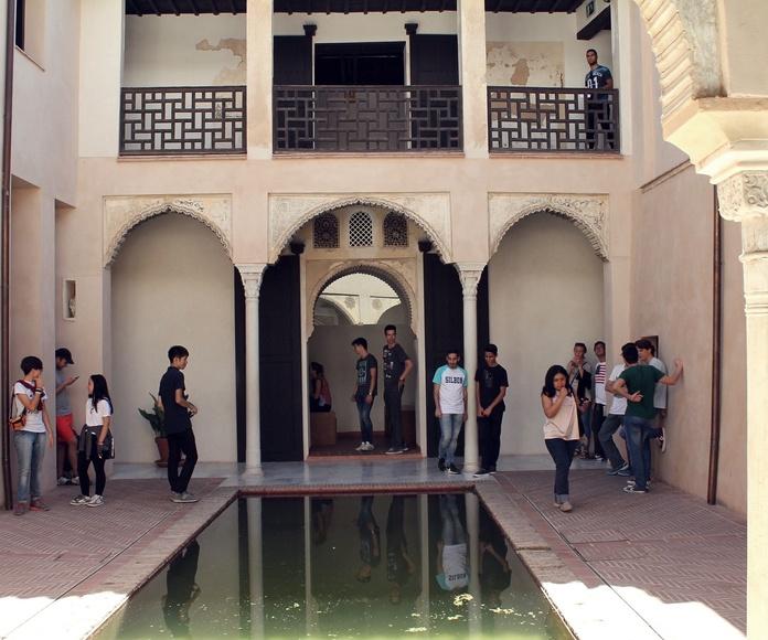 Actividades: Instalaciones y servicios de Residencia Universitaria El Pilar