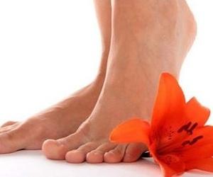 Para sus pies: Locura de Manicura