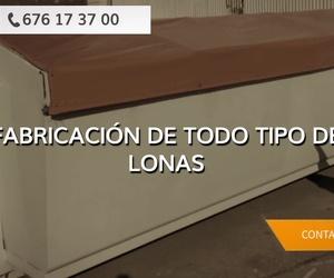 Reparación de lonas en Toledo: Sercosol