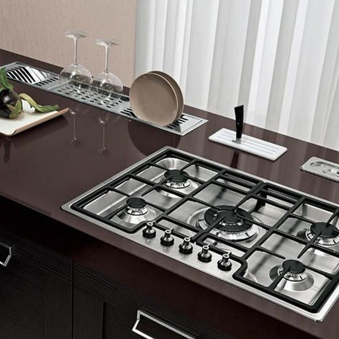 Transforma tu cocina para ser un master chef
