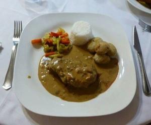 Restaurante con auténtica cocina canaria