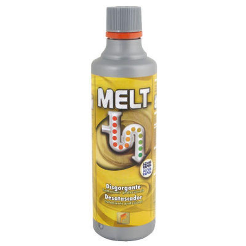 Desatascador de cañerías Melt 750 ml.