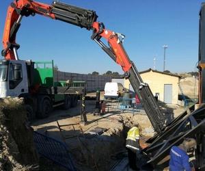 Grúas para la construcción