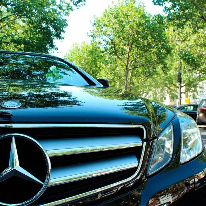 Taxis Mercedes en Barcelona