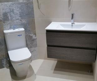 ¿Qué suelo escoger para el baño?