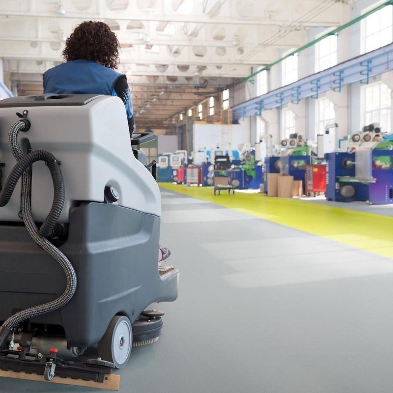 Pavimentos de PVC: Servicios de MultiMontseny Serveis I Manteniments