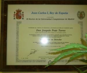 Joaquín Prats Despacho de Abogados