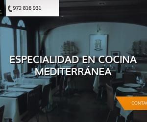 Restaurantes recomendados en Playa de Aro: Cafetería Restaurante La Tisana