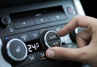 Climatización del automóvil