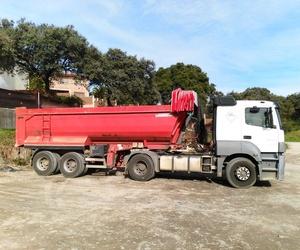 Empresa de venta de áridos para hormigón en Cáceres