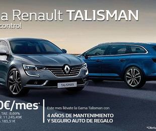 Coches nuevos Gama Renault