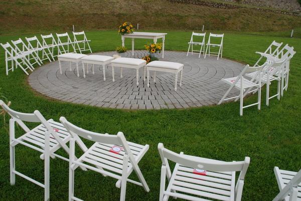 Alquiler de mobiliario para bodas y eventos Asturias
