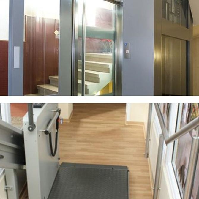 ¿Sillas salvaescalera o elevadores unifamiliares?