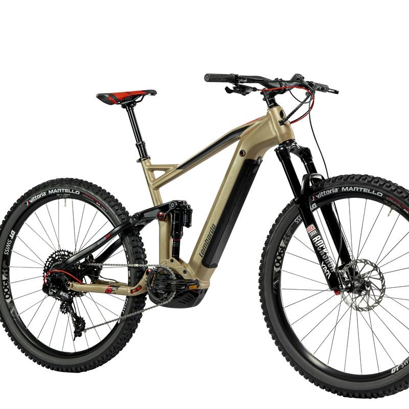 LOMBARDO SEMPIONE PRO 29 / 27,5 PLUS 2021:  de E-Bike Guadarrama