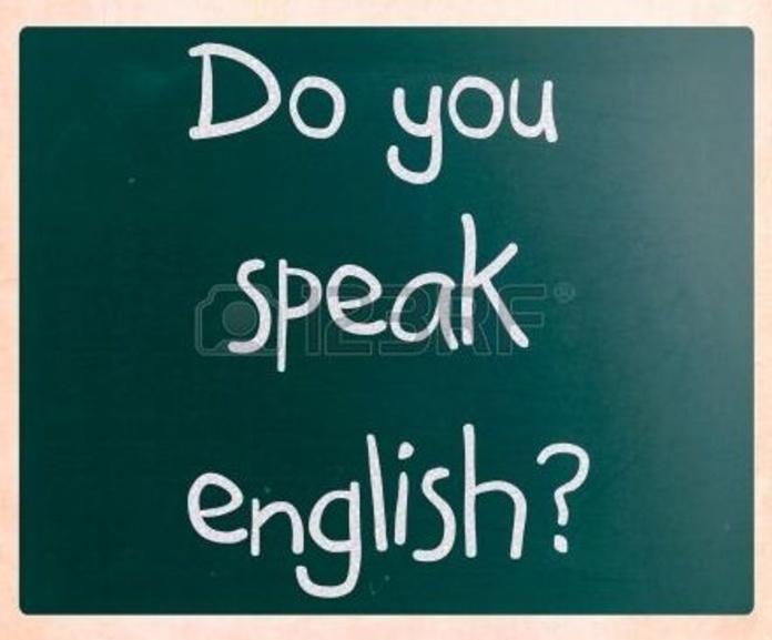 Carta en Ingles: Carta y menús de Don Ángelo