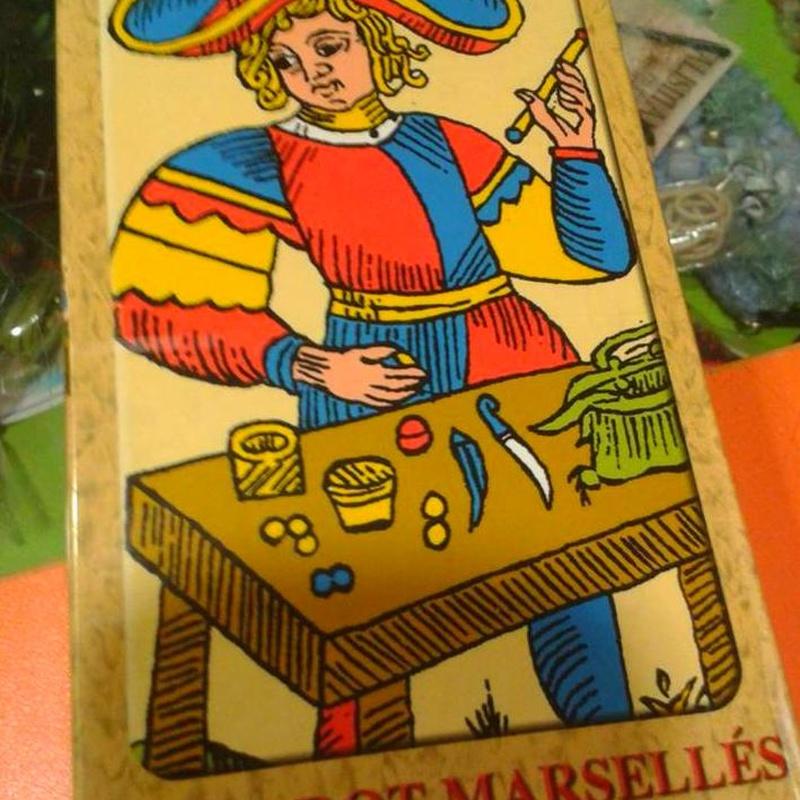 Tarot Marseille: Cursos y productos de Racó Esoteric Font de mi Salut