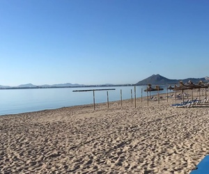 Puerto Pollensa good morning