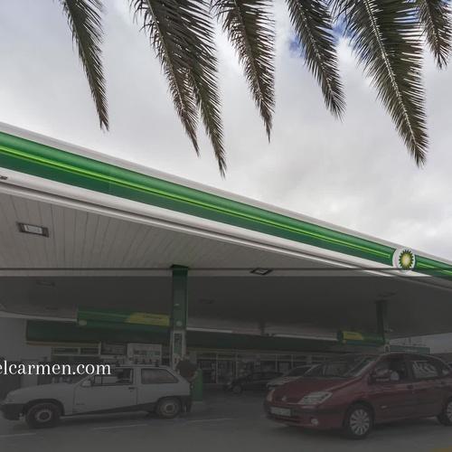 Gasolinera 24 horas Arrecife | Gasolinera El Carmen