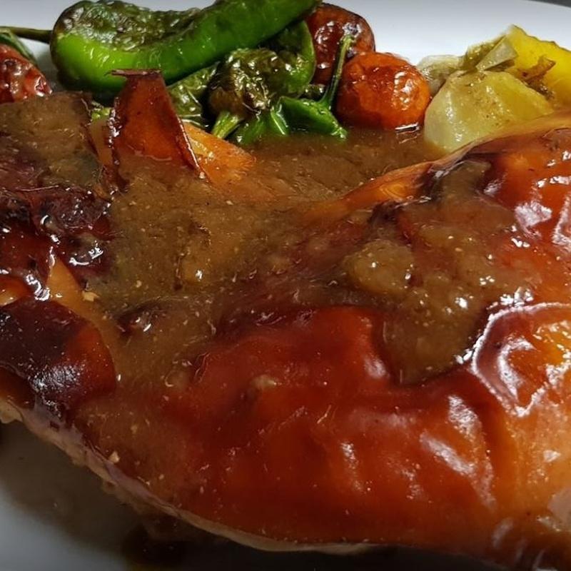 Carnes: Carta de Restaurante La Fragua de Leganés