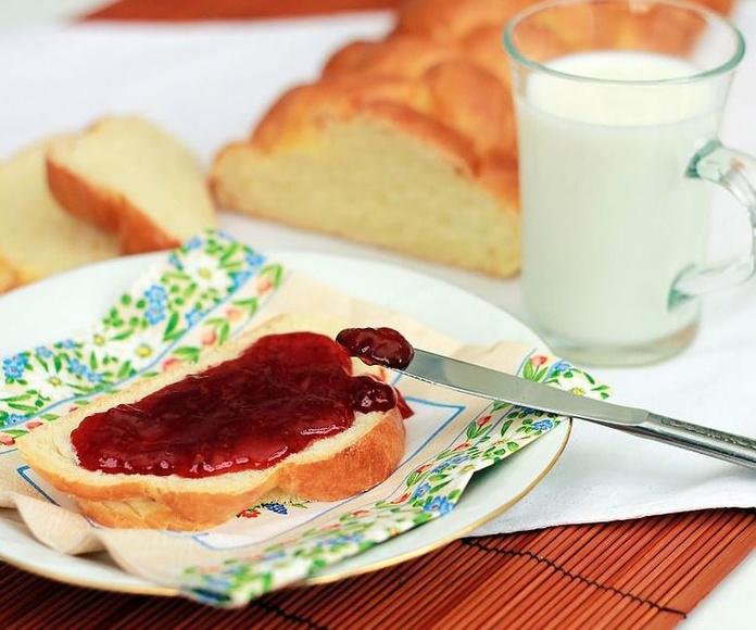 Mermeladas y membrillos: Productos de Frutas Pablos