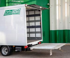 Alquiler de vehículos industriales en Valencia