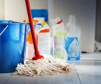 Limpieza fin de obra: Servicios de Limpiezas Julker, S.L.