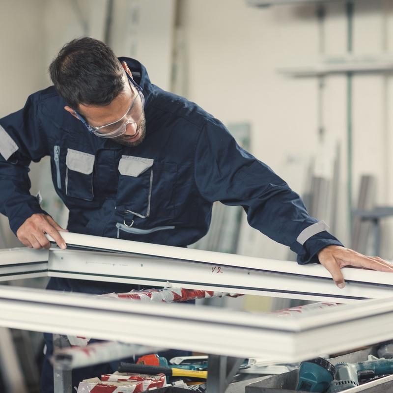 Servicios: Productos y servicios de Aluminios Curvalac SL
