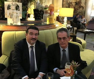 Admisión iniciativa legislativa popular presentada en el Congreso por D. Manuel Nicolás Martos Garcí