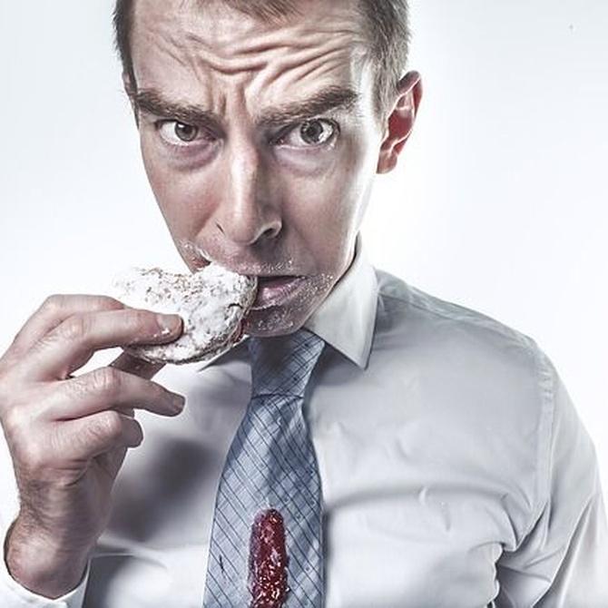 Problemas que ocasiona comer compulsivamente