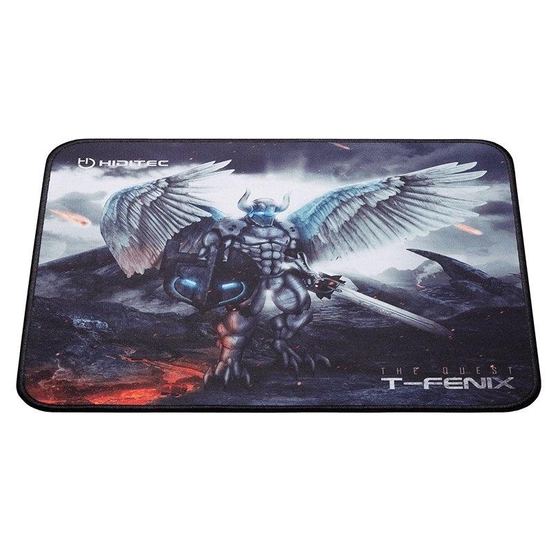 Hiditec Alfombrilla Gaming T-Fenix L 450x400x3: Productos y Servicios de Stylepc