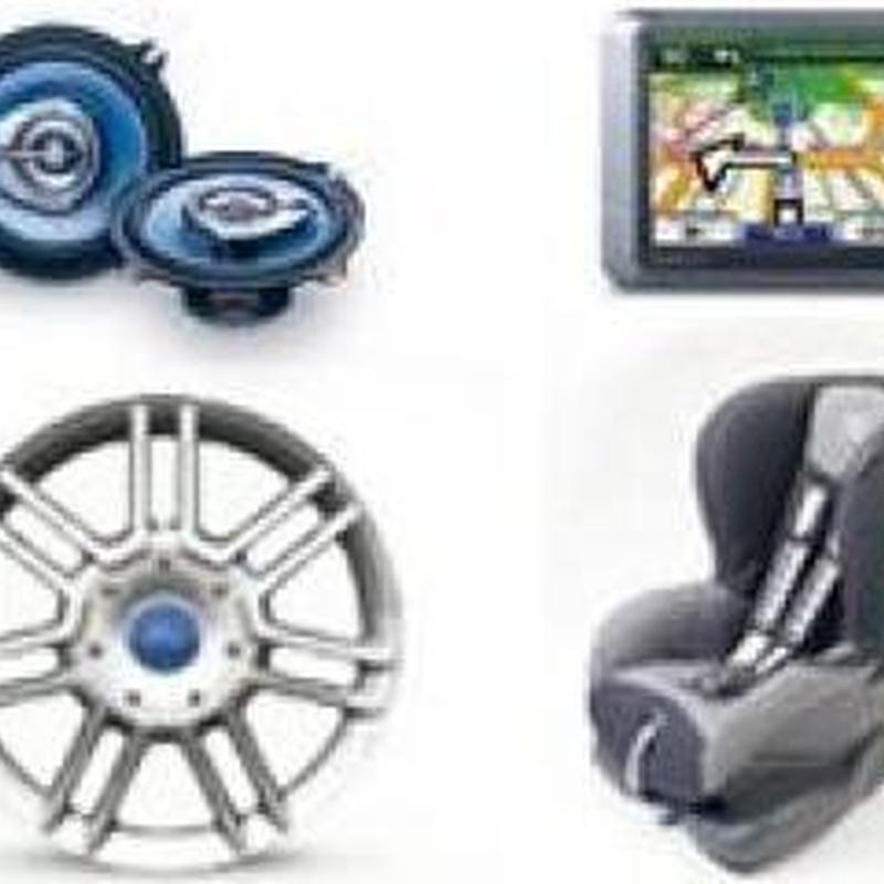 Recambios y accesorios: Catálogo de Ford Mintegui