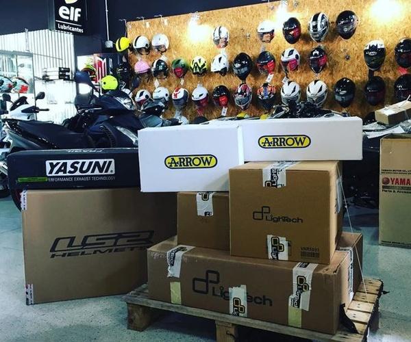 Donde comprar casco para moto en Hospitalet de Llobregat