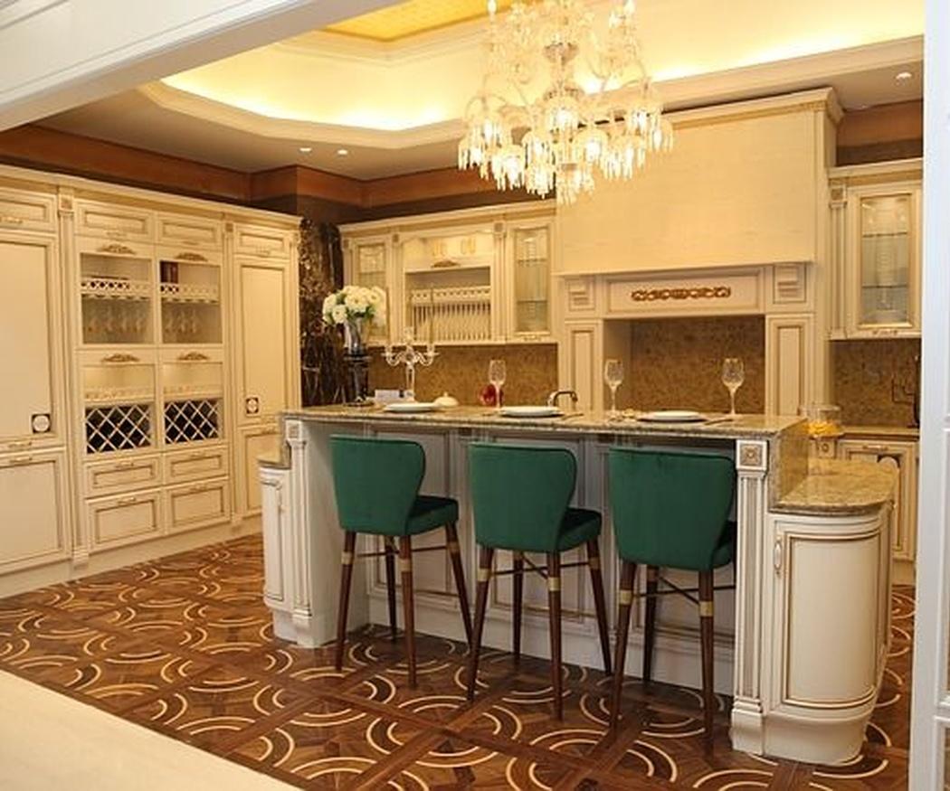 Los mejores colores para tus muebles de cocina