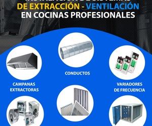 Instalación sistemas de extracción