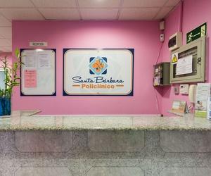 Recepción de nuestra clínica en Vecindario