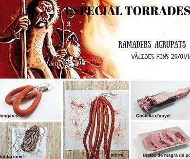 ESPECIAL TORRADAS