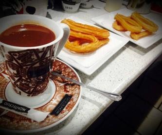 Cafés: Carta de Panvía