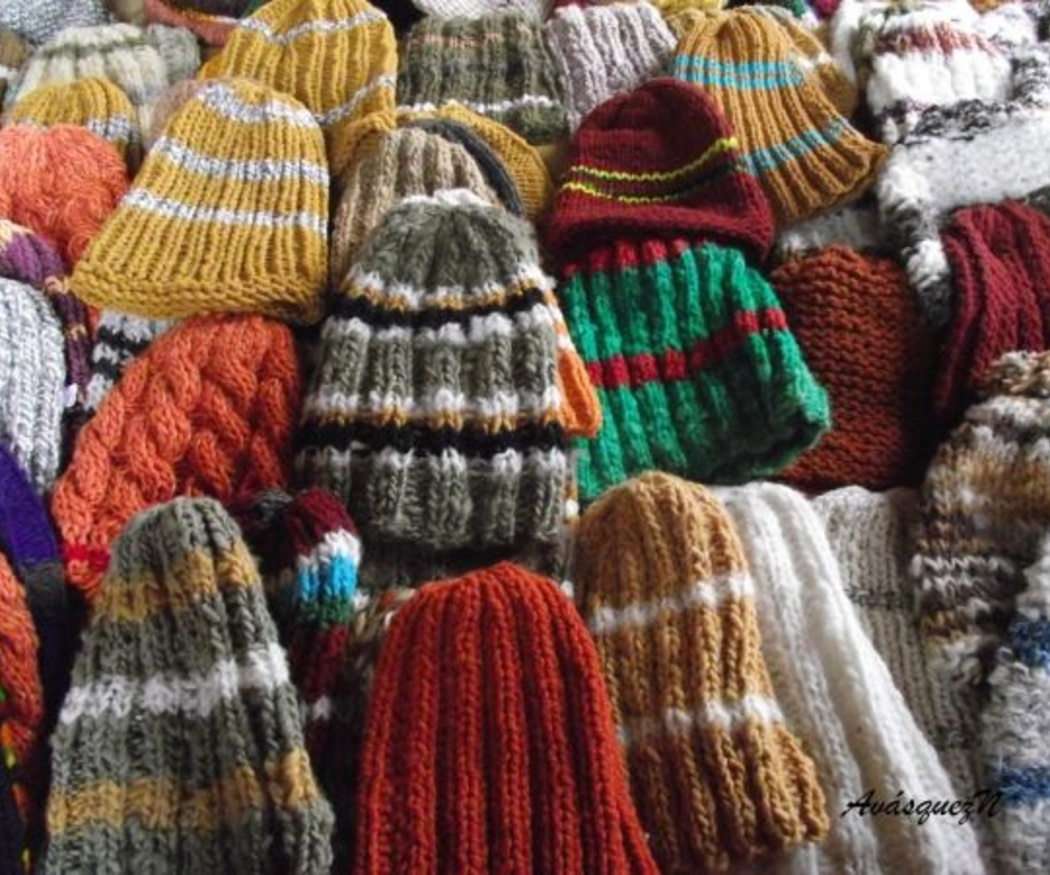Entra en calor este invierno con un buen gorro de lana