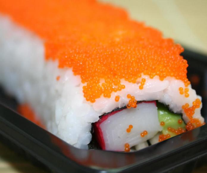 Makis: Especialidades y menús de Sushikai Tarraco