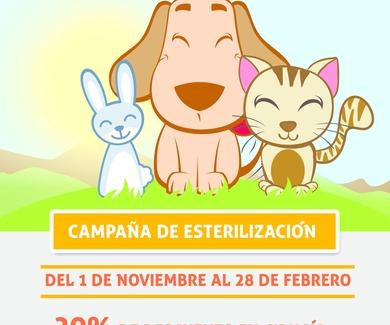 CAMPAÑA DE ESTERILIZACIÓN 2015