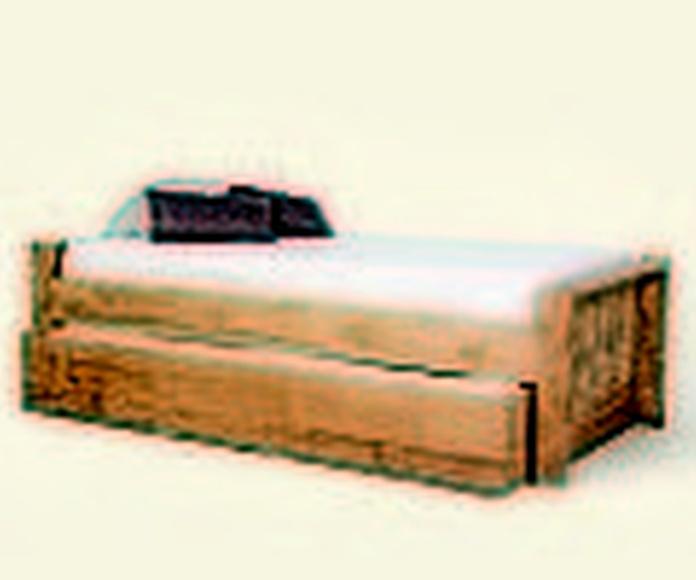 Cama nido TI-046 : Catálogo de Ste Odile Decoración