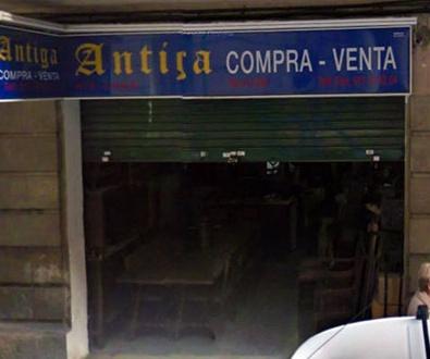 Tienda de antigüedades en Mallorca