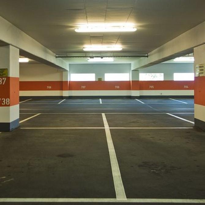 ¿Por qué no debe subestimarse la limpieza del garaje comunitario?