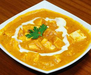 Comida india tradicional
